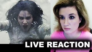 The Mummy Trailer Reaction