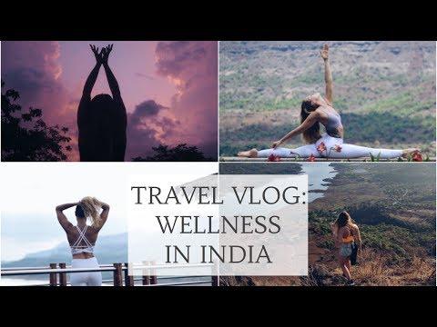 TRAVEL VLOG | Luxury Wellness in India | CAT MEFFAN