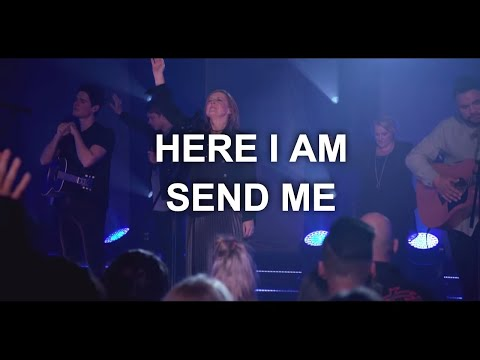 Here I Am Send Me - Darlene Zschech (Official Video)