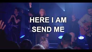 Here I Am Send Me - Darlene Zschech (Official Video)
