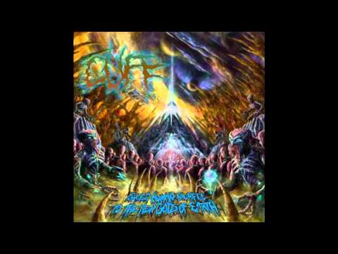 Cuff - Forced Human Sacrifice to the new Gods of Earth (2013) (FULL ALBUM)