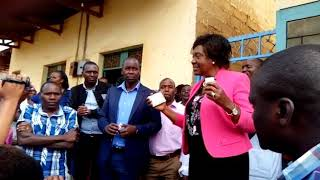 Kitui governor launches soap plant in mwingi