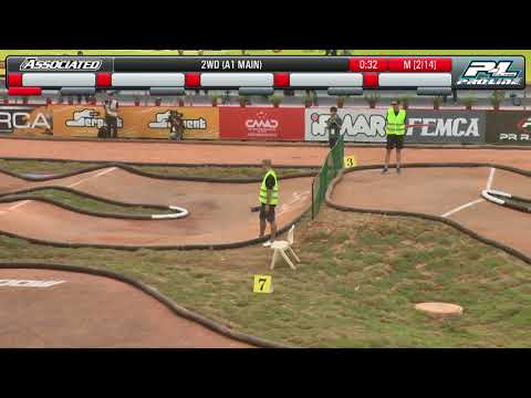 2017 IFMAR World Championships - 2WD A-Main #1 and Spektrum Race Reports