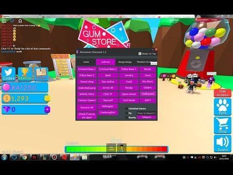 Hack Bubble Gum Simulator 999999999speed Youtube