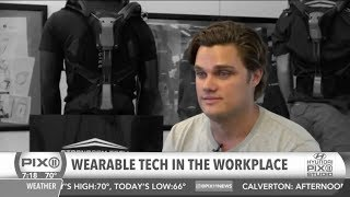 Wearable Tech in the Workplace: StrongArm Tech @ PIX 11 News