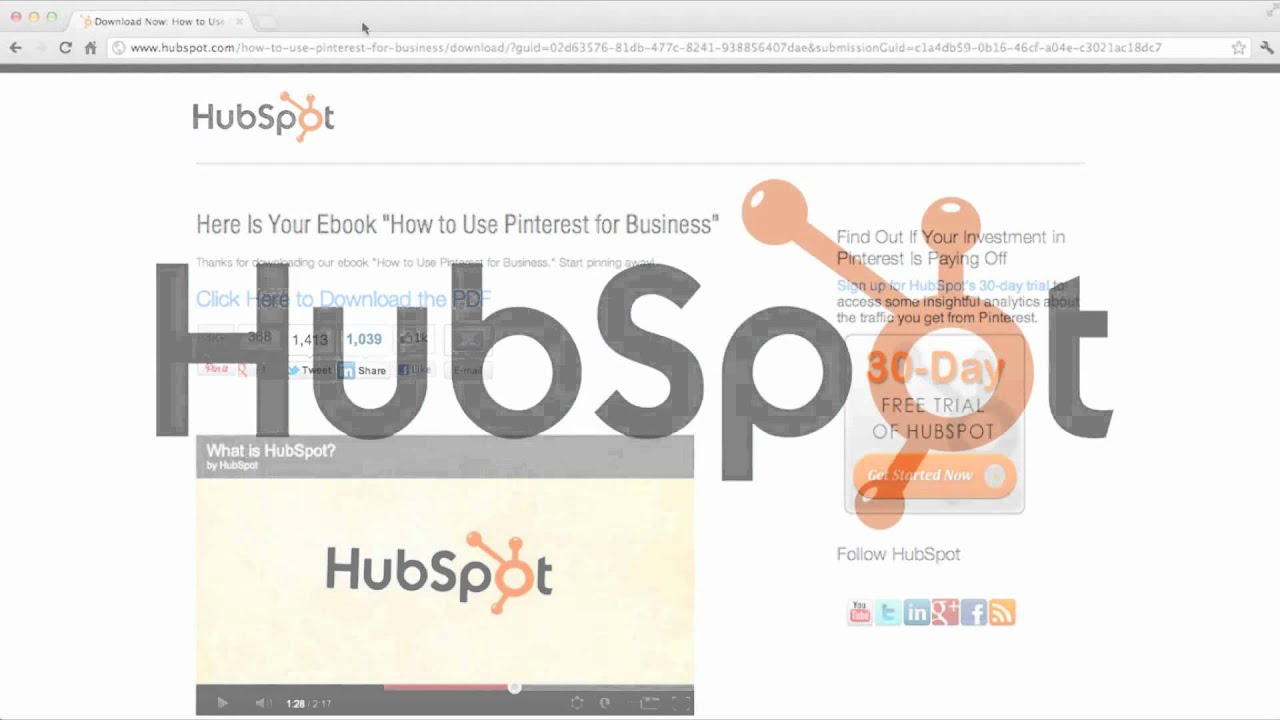 HubSpot Content Marketing Case Study YouTube Maxresdefault Watch?vuFEkbNfbws