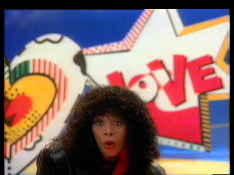 TOPPOP: Donna Summer  Love Is In Control