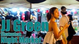 BANGKOK NIGHT MARKET -JJ Green Night Market #01-