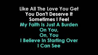 I Believe in You karaoke Michael Buble | GOLDEN KARAOKE
