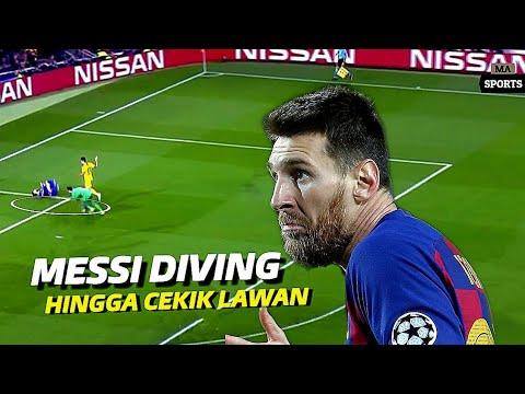 """""""Lionel Messi Juga Manusia"""" Inilah 4x Messi Ngamuk, Nangis, Hingga Diving Demi Tim Yang Dia Bela"""