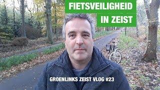 GroenLinks Zeist Vlog 23 over betere fietsomstandigheden in Zeist