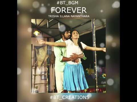 trisha illana nayanthara | bgm | whatsup status video