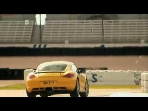 Fifth Gear Porsche Cayman R Full Test Review S19E09