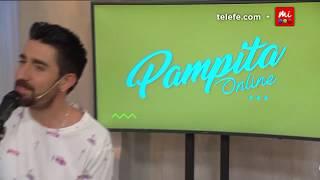 Alex Ubago canta en vivo - Pampita Online