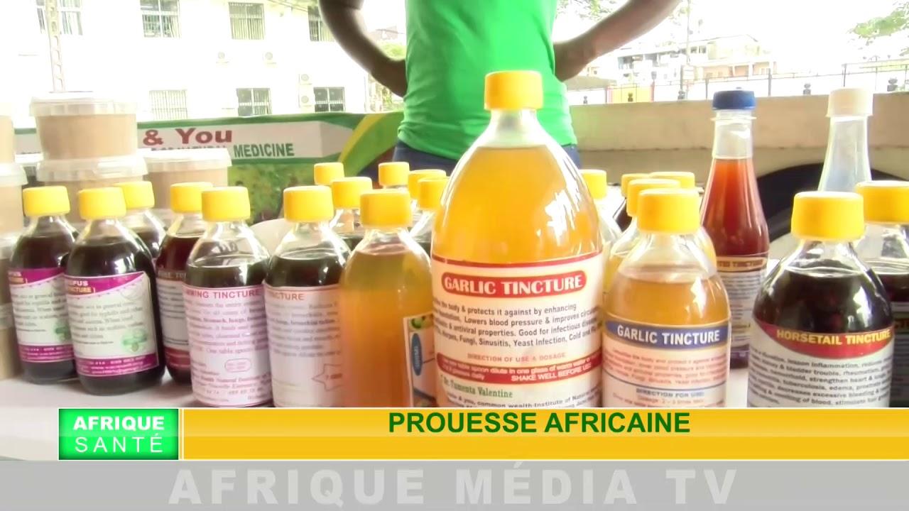 AFRIQUE SANTE DU 06 09 2018: LA MÉDECINE TRADITIONNELLE 2018 - YouTube