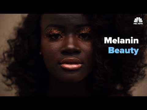 Young Gifted  Black Khoudia Diop Melanin Goddess  NBC BLK  NBC News