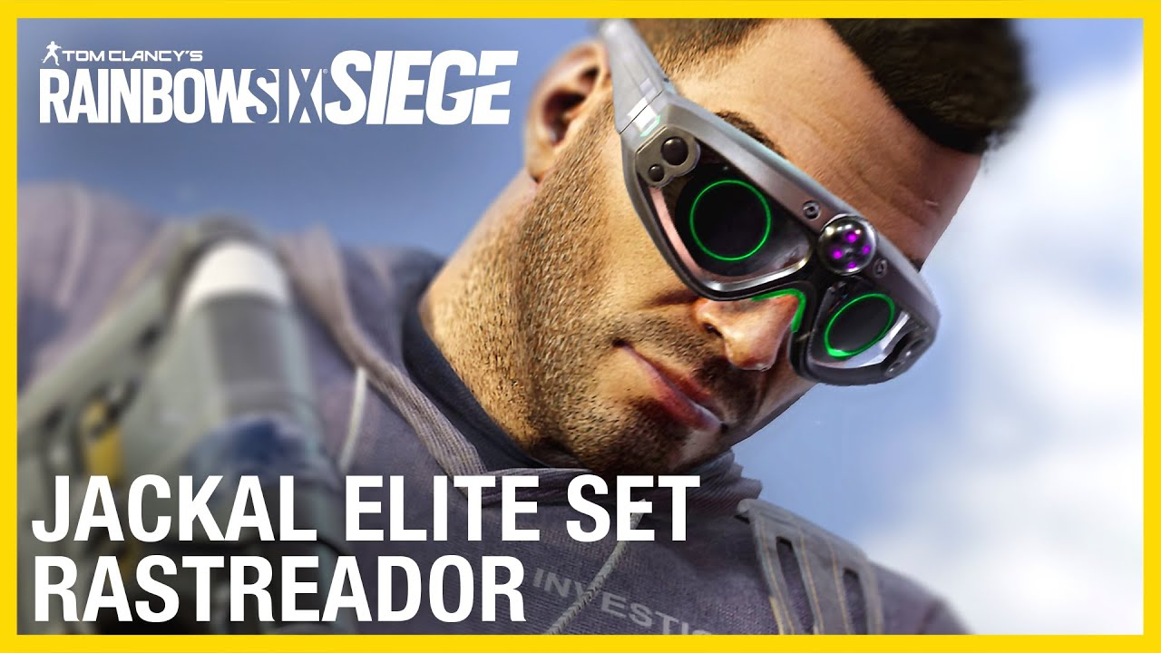 Rainbow Six Siege: Jackal Elite Set - New on the Six | Ubisoft
