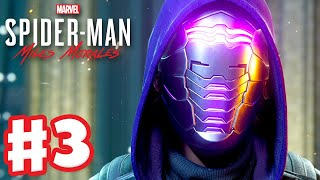 The Tinkerer! - Spider-Man: Miles Morales - PS5 Gameplay Walkthrough Part 3 (PS5 4K)