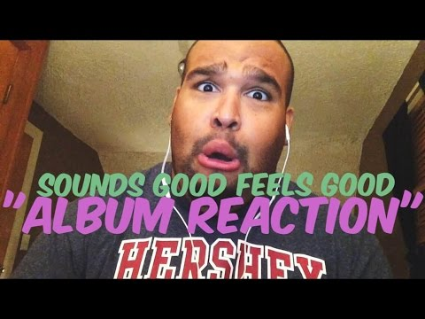 "5SOS - Sounds Good Feels Good Full Album ""REACTION"""