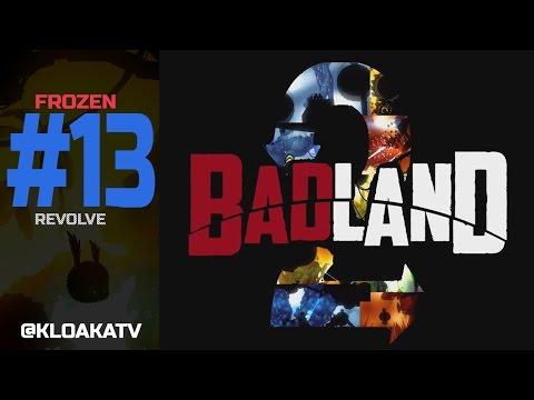 Let's Play: Badland 2 - Level 13 Revolve - FROZEN