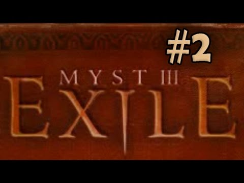 THE FIRST PUZZLES | Myst III: Exile Episode 2