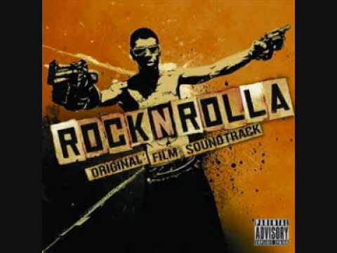 RocknRolla  Lou Reed  - The Gun