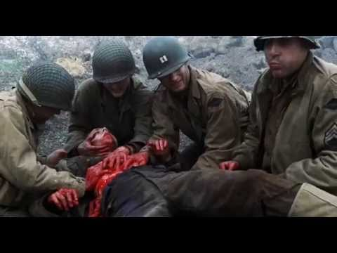 """Saving Private Ryan"" Best Scene HD"