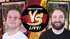 VS Live! | Yorion Jeskai Lukka VS Simic Food | Historical Standard | Match 1
