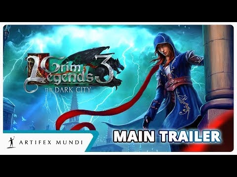 Grim Legends 3: The Dark City Official ESRB Trailer