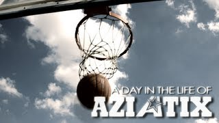 [AZIATIX] A Day in the Life of Aziatix: Hoopin' in Gangnam