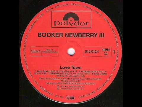 Booker Newberry III I Get Romantic