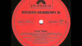 Booker Newberry III - Love Town(1984)