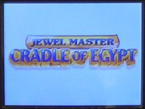 How To Play Nintendo DS Game Jewel Master Cradle Of Egypt Level 1