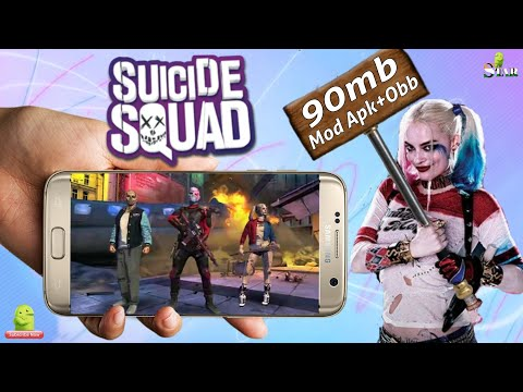 Download Suicide Squad Special Ops| Mod Apk+Data Game For Android |HD Gameplay By AndroStar