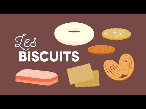 Biscuits à la carte ! - Les carnets de Julie