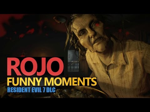 Funny Moments RESIDENT EVIL 7 | DLC