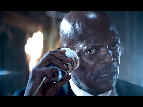 Big Game Movie CLIP - President of the United States (HD) Samuel L. Jackson Movie 2015