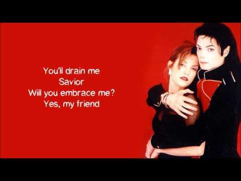 Lisa Marie Presley - Savior (Lyrics)