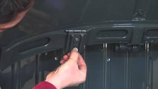 Classic VW BuGs How to Install Beetle Rear Engine Hood Decklid & Spring