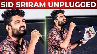 FULL HD: Sid Sriram Performs at Kanaa Audio Launch | Sivakarthikeyan | KS 26