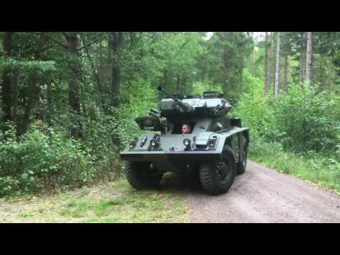 CVRW FOX  armoured scout car