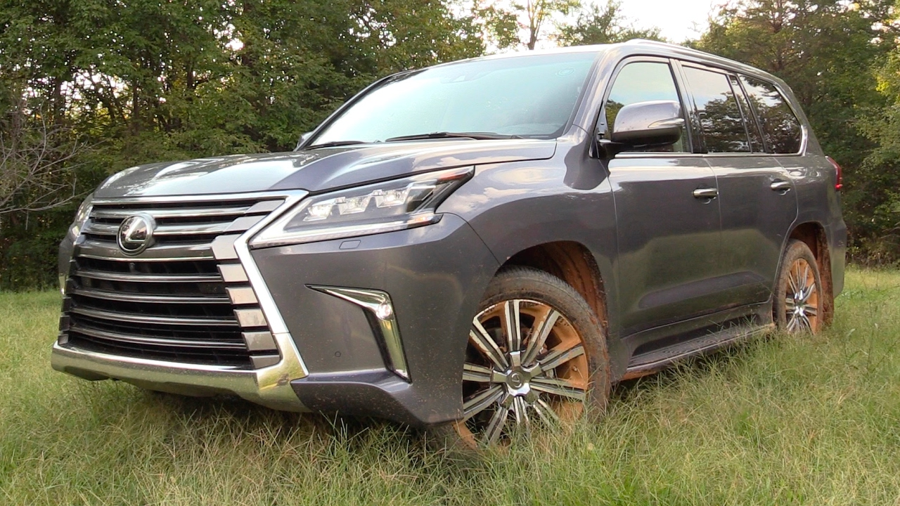2016 2017 lexus lx570 off road test in depth review. Black Bedroom Furniture Sets. Home Design Ideas