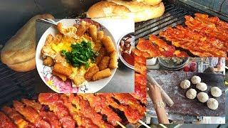 Khu ẩm thực chợ Thái Bình, quận 1: 100k ăn được 5 món ngon và căng bụng