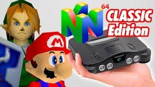10 Games Nintendo 64 Classic Edition Needs!
