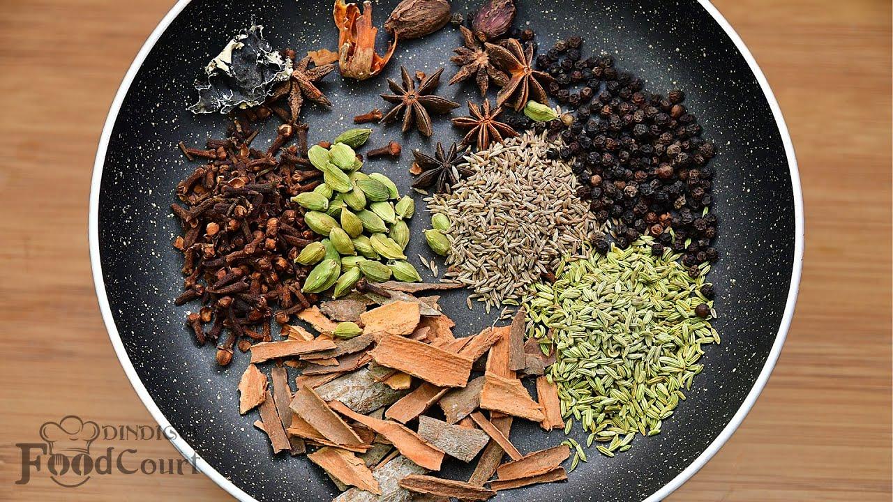 Download Homemade Garam Masala Recipe/ Garam Masala