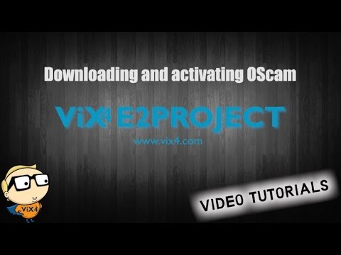 How to download and activate OScam ViX4