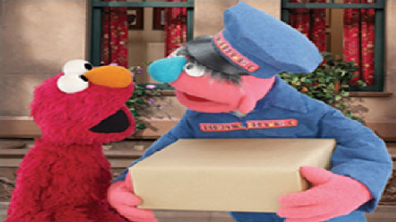 Sesame street: Elmo's World of Alphabet Race!!