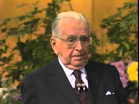 Norman Vincent Peale   Positive Thinking Works Wonders   1987 Crystal Cathedral
