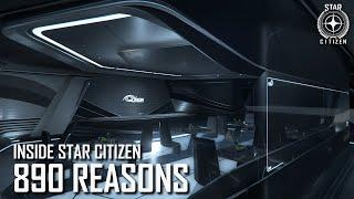 Inside Star Citizen: 890 Reasons   3.5 Ep. 4