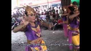 Traditional arts java - Jathilan NEW sekar kencono united PART 2,, 2014